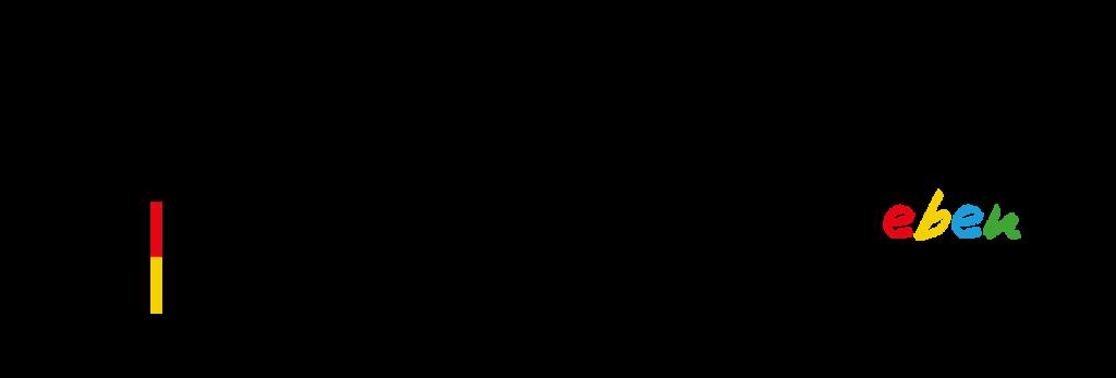 """Förderlogo Demokratie leben und Bundesministerium für Familie, Senioren, Frauen und Jugend. Link zur Website des Bundesprogramms """"Demokratie leben!""""r Website der Stadt Cottbus."""